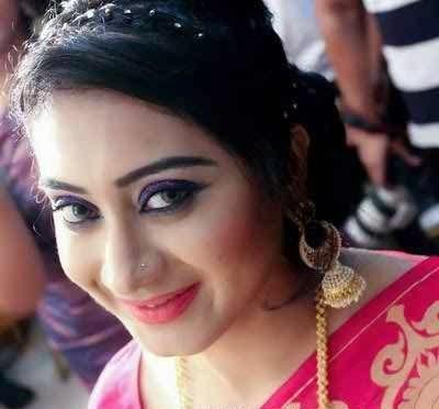 Bangladeshi Actress Zinat Sanu Swagata