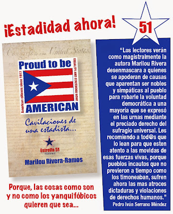 En español... Cavilaciones de una Estadista...