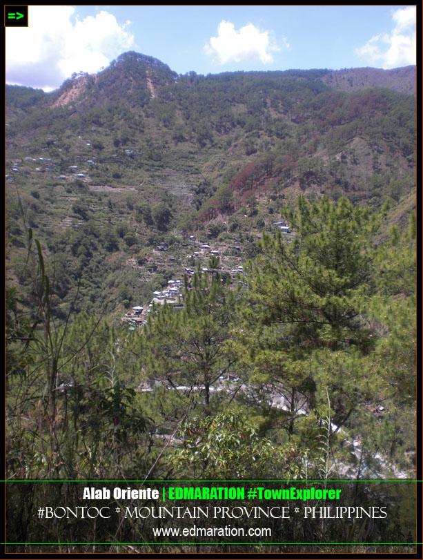 Alab Oriente, Bontoc, Mountain Province