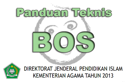 Panduan Teknis BOS Madrasah