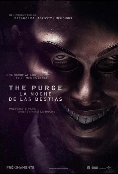 La noche de las Bestias (The Purge): tráiler en español