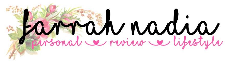 Farrah Nadia ♥