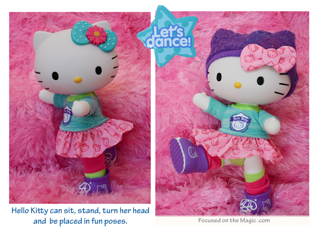 Large Dance Hello Kitty Doll