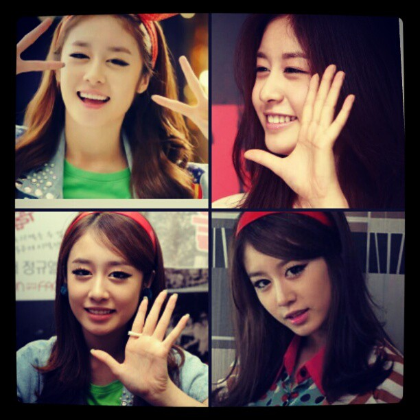 PARK JIYEON Photo Compilation December 2012