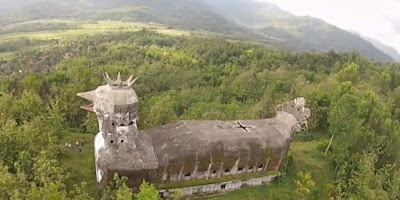 Empat Tempat Ibadah Paling Unik di Dunia