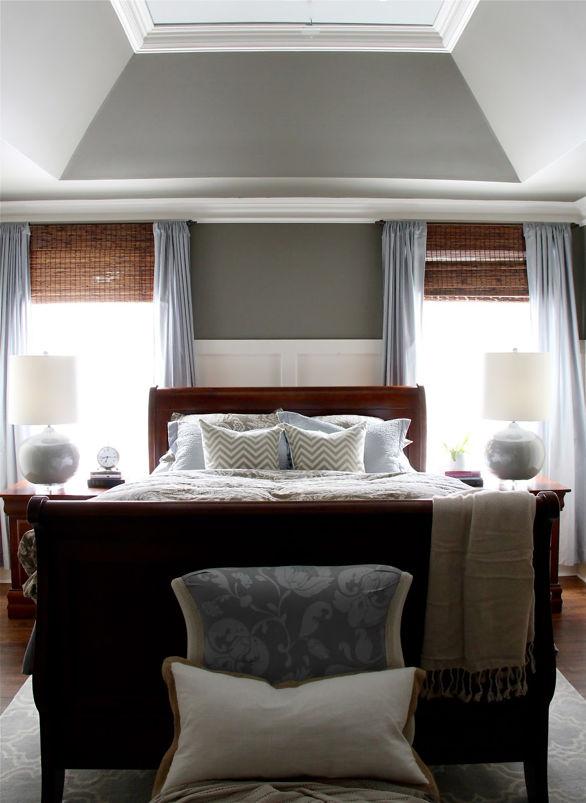 The Yellow Cape Cod Giveaway And Reveal My Master Bedroom Makeover