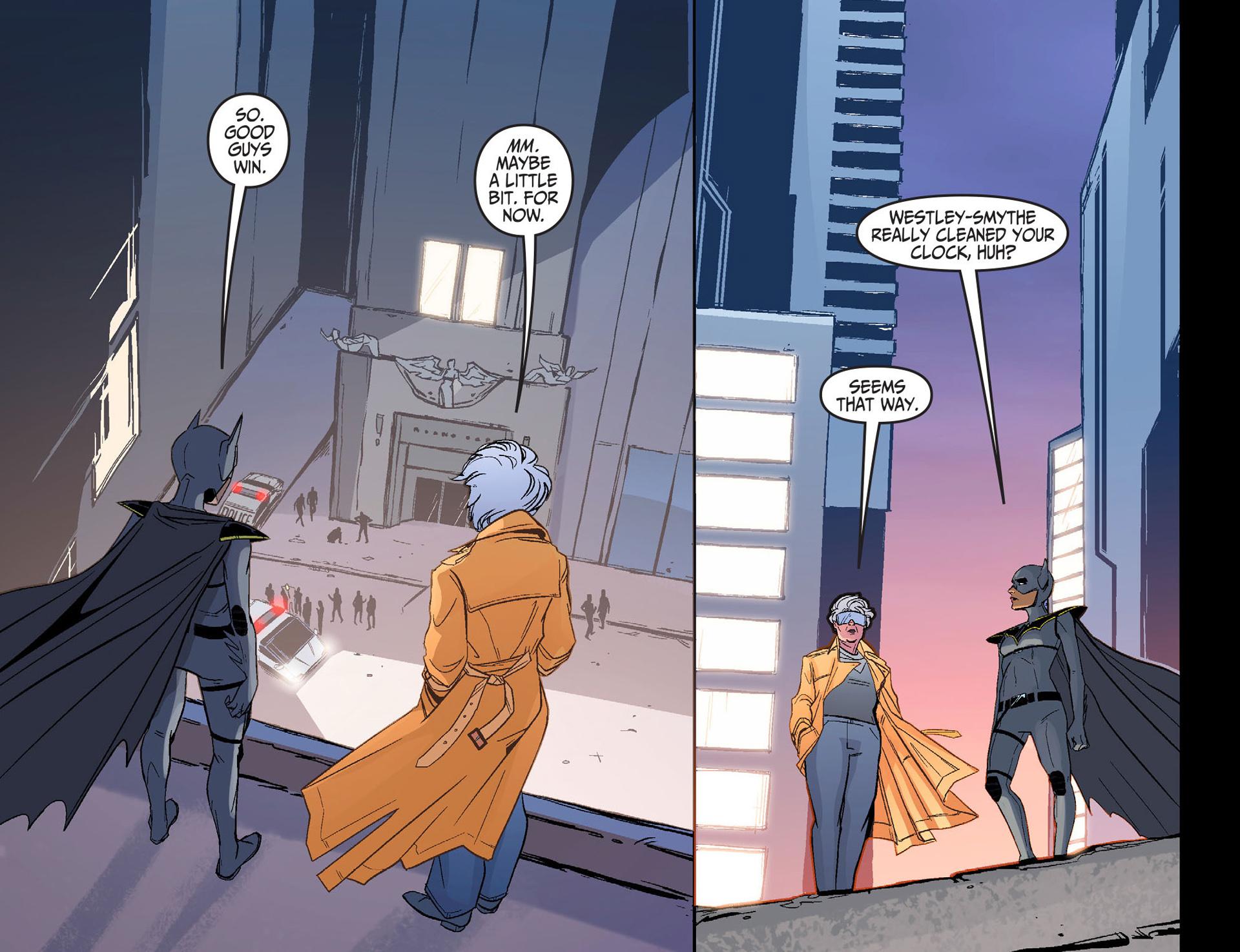 Batman Beyond (2012) Issue #29 #29 - English 15