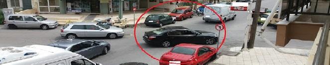 Στο δημοκρατικό Ηράκλειο... παρκάρω όπου θέλω