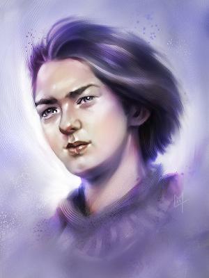 Arya portrait