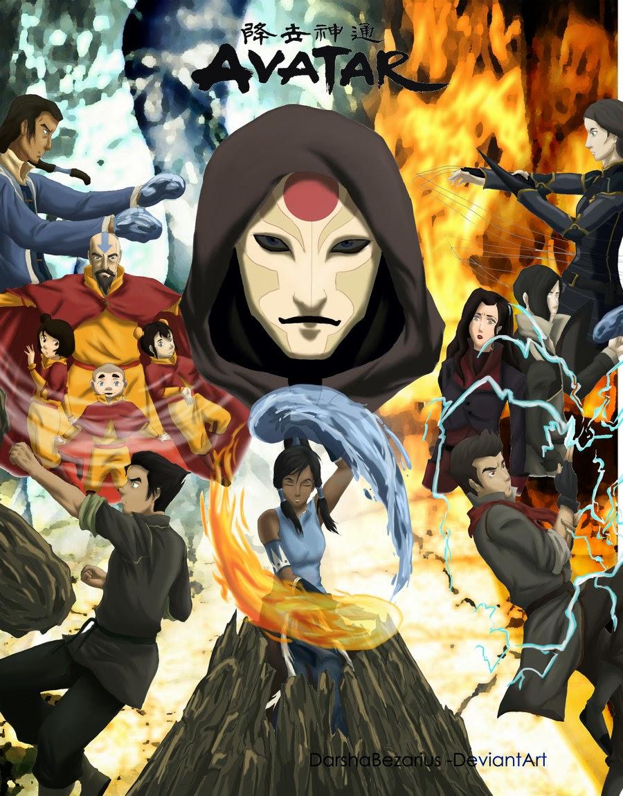 download avatar the legend of korra book 1