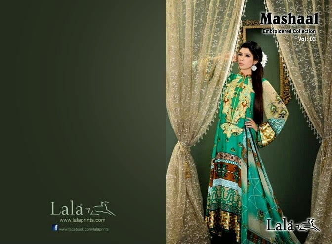 Third Edition of Lala Mashaal Summer Collection