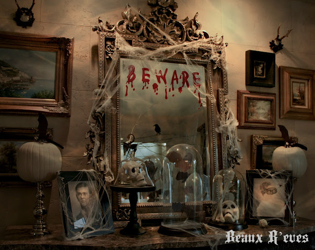 Beaux R Eves The Haunted Dining Room How To S