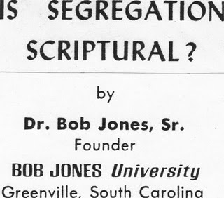 Local media blackout about Bob Jones University board scandal continues