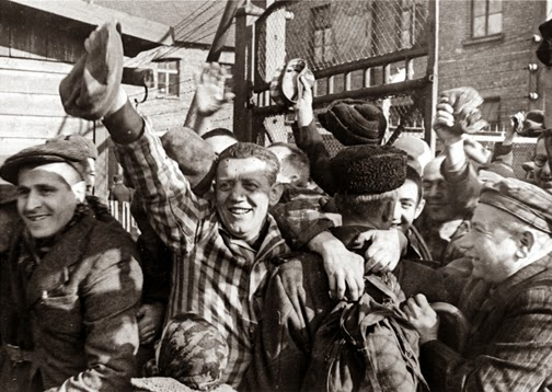 Hace 70 años las tropas soviéticas liberaron el campo de concentración de Auschwitz  AuschwitzLiberation