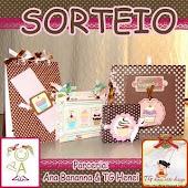 Sorteio - TG Henei Arte Design + Ana Bananna 30/8