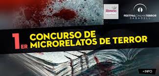 I Concurso microrrelatos de terror