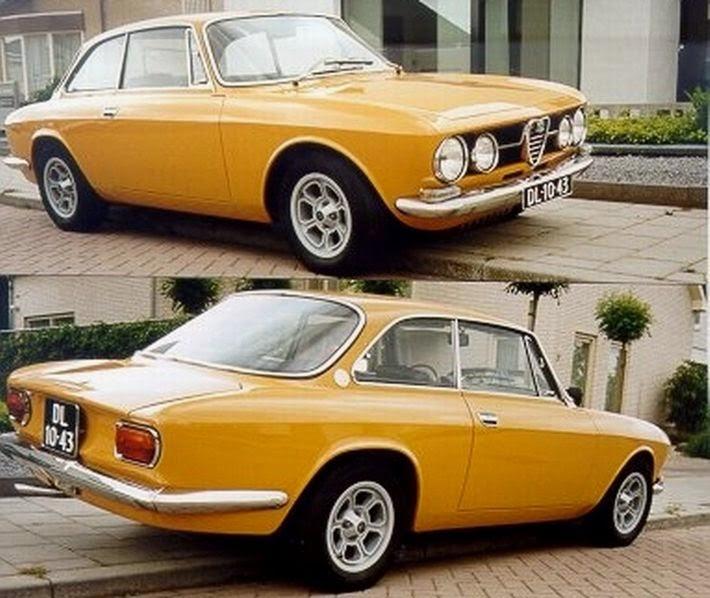 Your Dream Auto: Alfa Romeo GT 1600 Junior