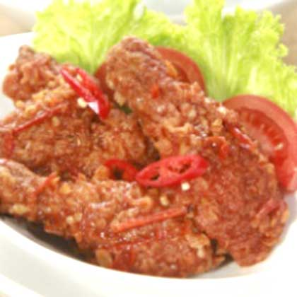 Ayam Masak Pedas