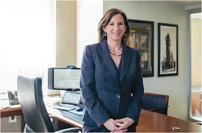 First Woman Ever Becomes CEO of a Major U.S. Accounting and Consulting Firm