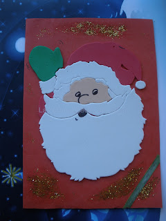 Tarjeta Navidad Intercambio Daiana