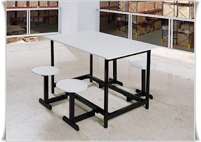mesa Refeitório