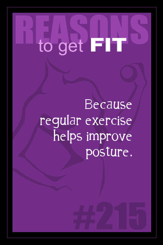 365 Reasons to Get Fit #215