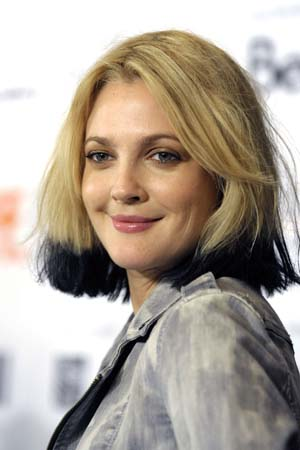 Drew Barrymore Hairstyle 28