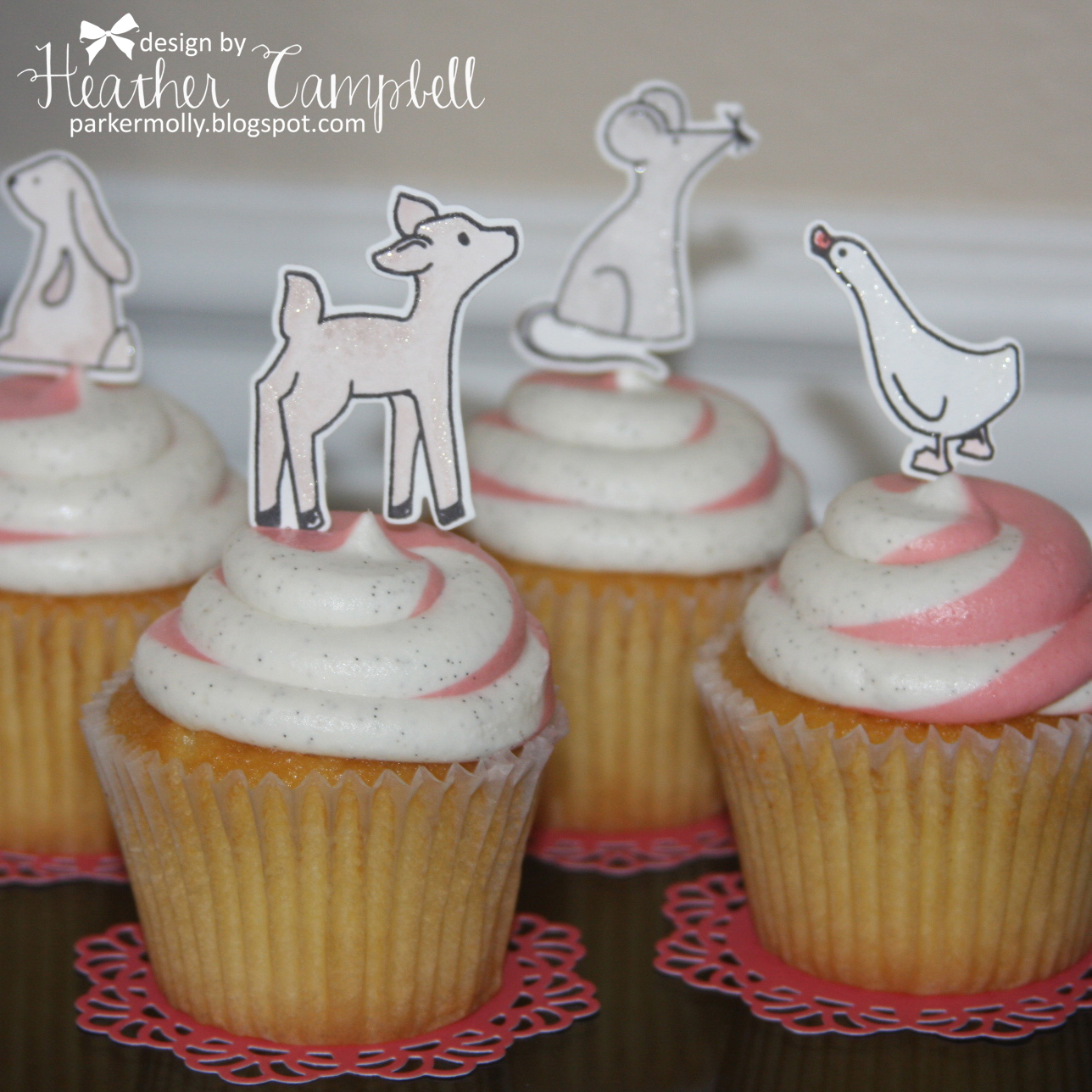 Campbell Cupcakes