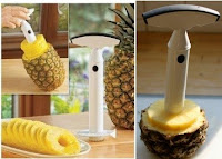 Buy Pineapple Corer Slicer Peeler Cutter at Rs 149 :Buytoearn