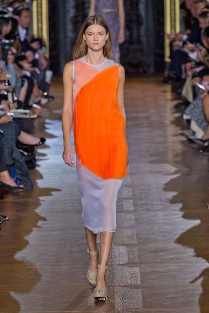 Stella McCartney Spring/Summer 2013 Sporty Dress