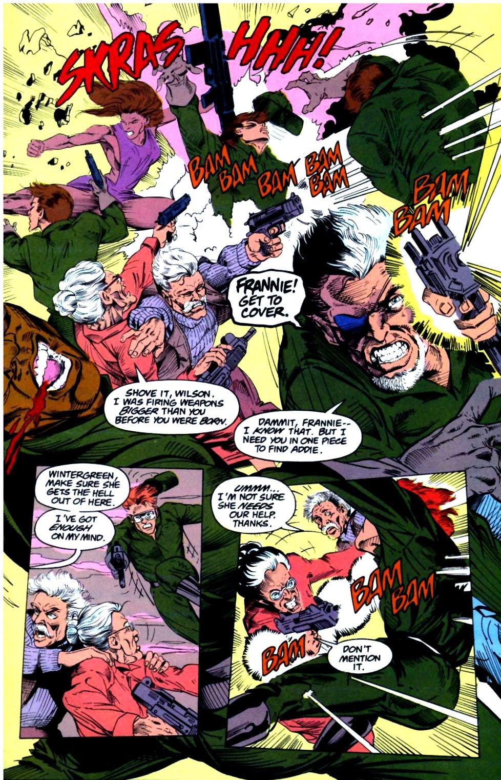 Deathstroke (1991) Issue #28 #33 - English 6