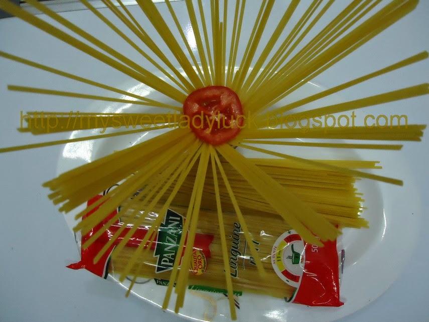 pasta spagetti