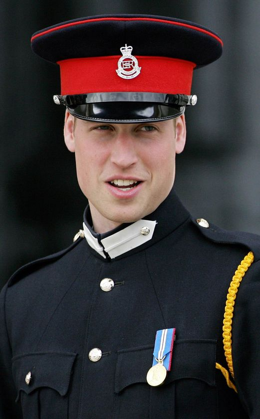 is prince william balding prince. prince william hair loss