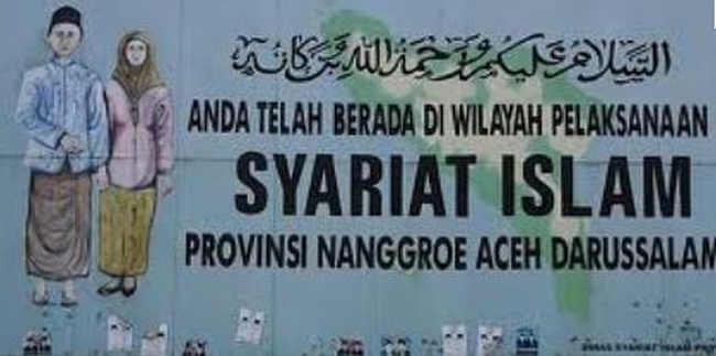 3 Penyebab Syariat Islam di Aceh tidak Berjalan lancar