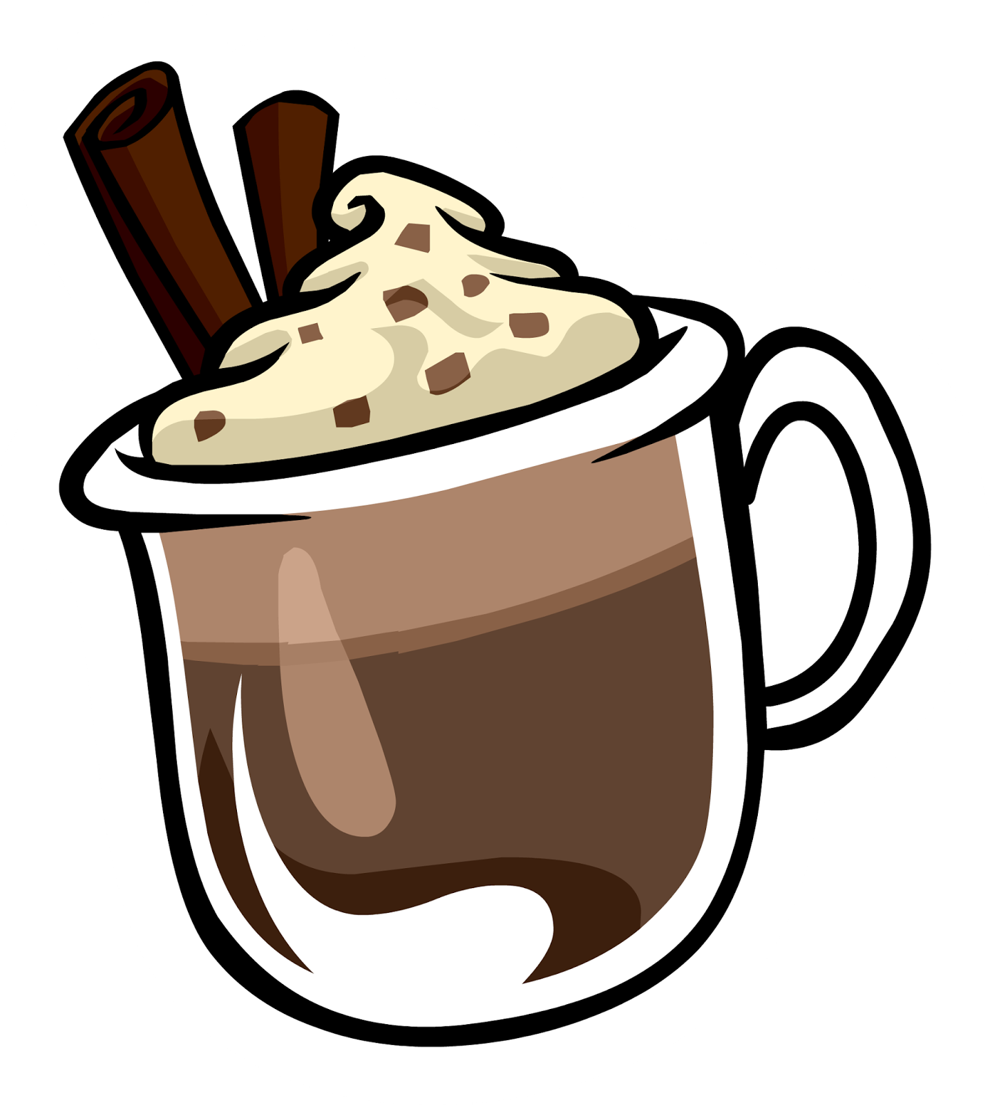 fall is here hot chocolate one of our favorite things to drink rh dastylishfoodie com hot chocolate clip art free drinking hot chocolate clipart
