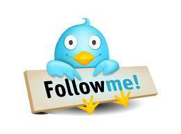 Follow Me @ Twitter