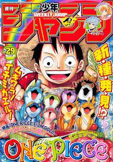 One Piece 829 Mangá Português leitura online