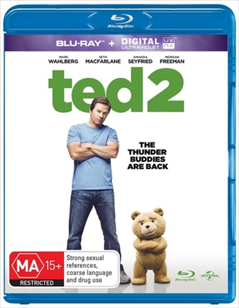 Ted 2 (2015) Dual Audio Hindi Bluray Download