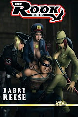 Barry Reese&#39;s The Rook: Volume 6