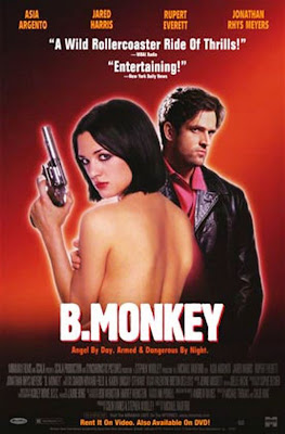 Watch B. Monkey 1998 Hollywood Movie Online | B. Monkey 1998 Hollywood Movie Poster