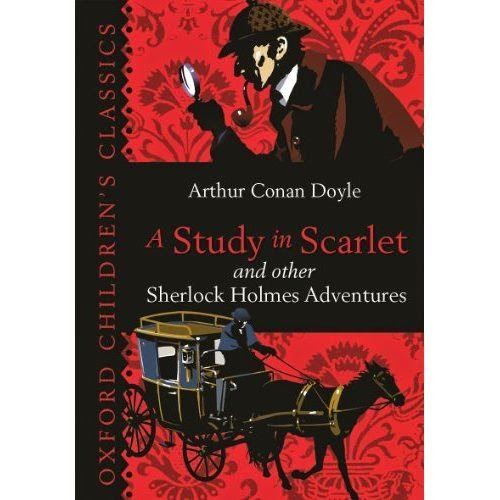 A Study in Scarlet and Other Sherlock Holmes Adventures Doyle, Arthur Conan, Sir