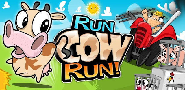 Run Cow Run v1.35 Mod (Unlimited Money) APK Free Download