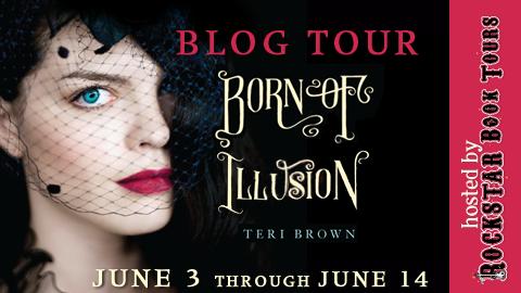 born of illusion brown teri