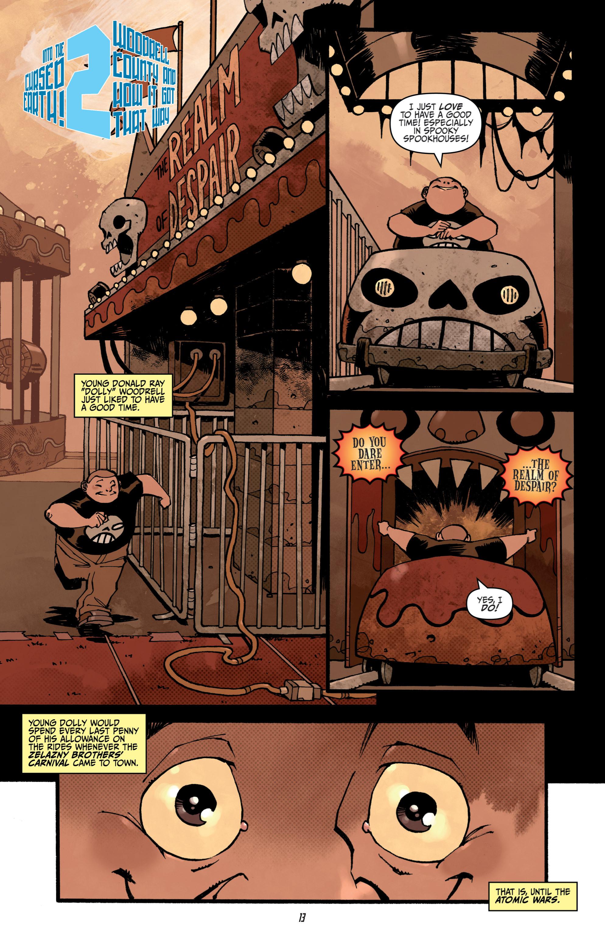 Read online Judge Dredd (2012) comic -  Issue # _TPB 3 - 13