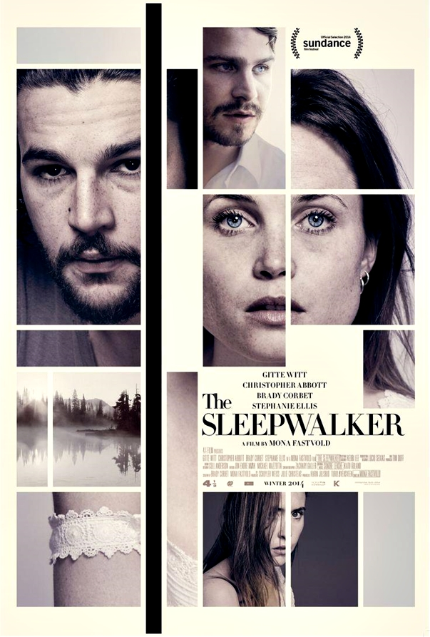 The Sleepwalker, de Mona Fastfold