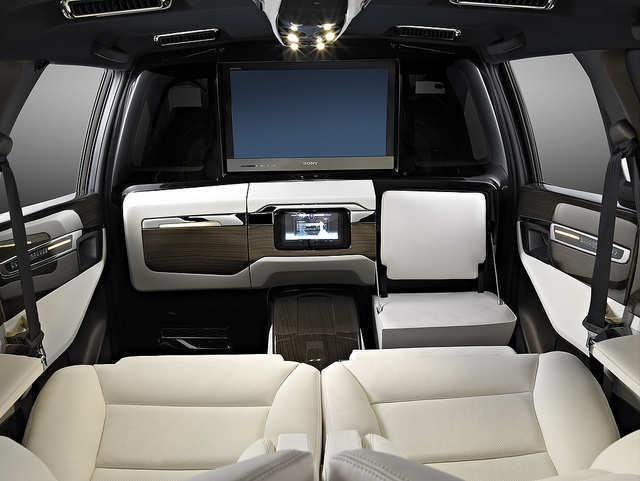 Interior Toyota Innova - vip-1
