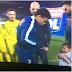 Thiago Silva And The Cold Lyon Mascot