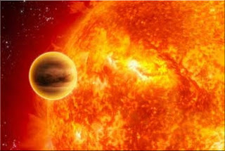 planet terpanas