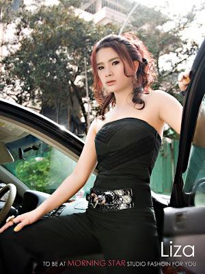 Kim Lisa Khmer Star