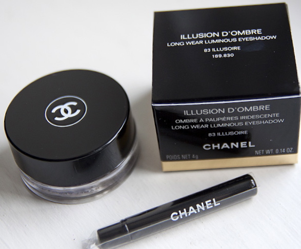 Chanel Illusion D'Ombre - Illusoire,, Epatant i Mirifique